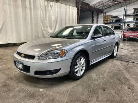 2014 Chevrolet Impala Limited for sale at Victoria Auto Sales in Victoria MN