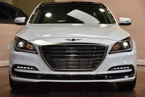 2018 Genesis G80 for sale at Tampa Bay AutoNetwork in Tampa FL