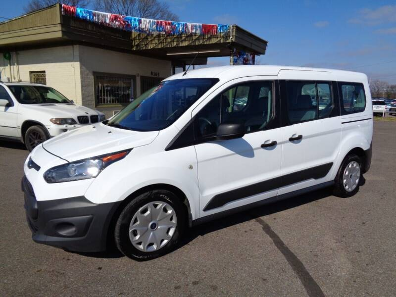 2017 Ford Transit Connect Wagon for sale at Tri-State Motors in Southaven MS