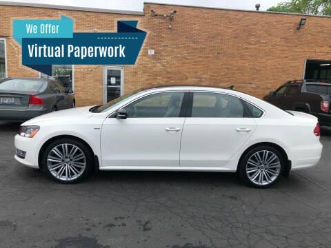 2015 Volkswagen Passat for sale at Auto Sport INC in Grand Rapids MI