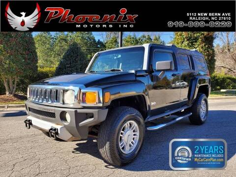 2008 HUMMER H3 for sale at Phoenix Motors Inc in Raleigh NC