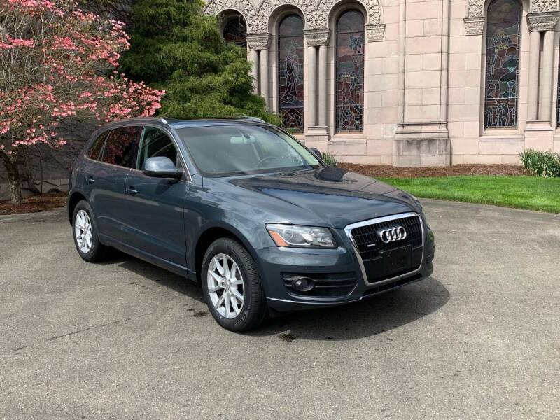 2010 Audi Q5 for sale at First Union Auto in Seattle WA