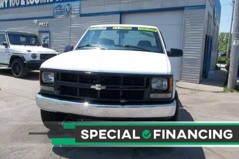 2000 Chevrolet C/K 2500 Series for sale at Highway 100 & Loomis Road Sales in Franklin WI