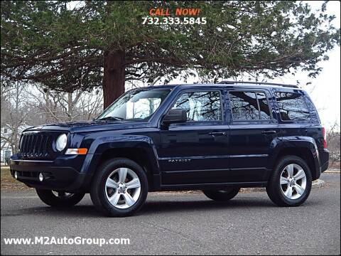 2012 Jeep Patriot for sale at M2 Auto Group Llc. EAST BRUNSWICK in East Brunswick NJ