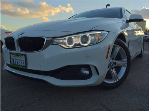 2014 BMW 4 Series for sale at MADERA CAR CONNECTION in Madera CA
