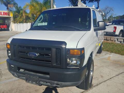 2010 Ford E-Series Cargo for sale at Autos by Tom in Largo FL