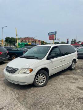 2001 Chrysler Town and Country for sale at Big Bills in Milwaukee WI