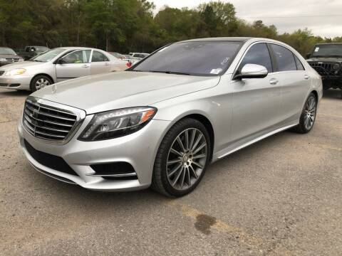 2014 Mercedes-Benz S-Class for sale at Smart Chevrolet in Madison NC