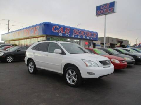2008 Lexus RX 350 for sale at CAR SOURCE OKC - CAR ONE in Oklahoma City OK