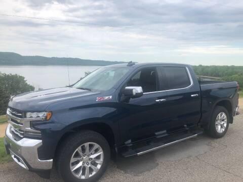 2020 Chevrolet Silverado 1500 for sale at Triple R Sales in Lake City MN
