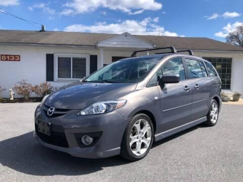 2008 Mazda MAZDA5 for sale at Sports & Imports in Pasadena MD