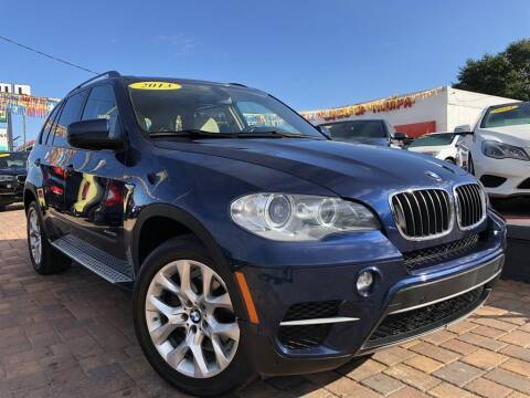 2013 BMW X5 for sale at Cars of Tampa in Tampa FL