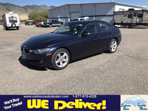 2013 BMW 3 Series for sale at QUALITY MOTORS in Salmon ID
