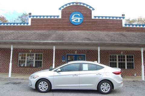 2018 Hyundai Elantra for sale at Gardner Motors in Elizabethtown PA