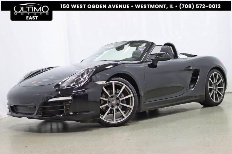 2016 Porsche Boxster for sale in Westmont, IL