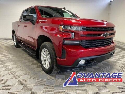 2019 Chevrolet Silverado 1500 for sale at Advantage Auto Direct in Kent WA