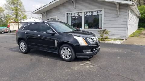 2014 Cadillac SRX for sale at Cars 4 U in Liberty Township OH
