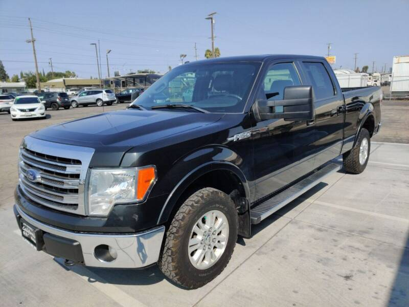 2014 Ford F-150 for sale at California Motors in Lodi CA