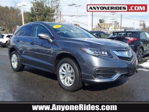2018 Acura RDX for sale at ANYONERIDES.COM in Kingsville MD