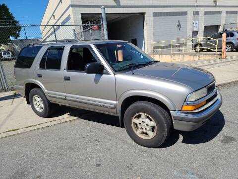 2000 Chevrolet Blazer for sale at O A Auto Sale in Paterson NJ