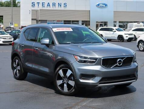2019 Volvo XC40 for sale at Stearns Ford in Burlington NC