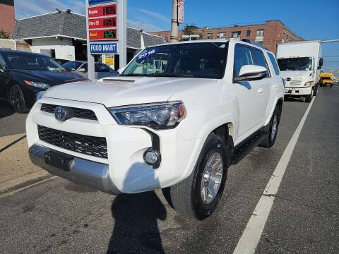 2016 Toyota 4Runner for sale at OFIER AUTO SALES in Freeport NY