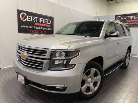 2018 Chevrolet Tahoe for sale at CERTIFIED AUTOPLEX INC in Dallas TX