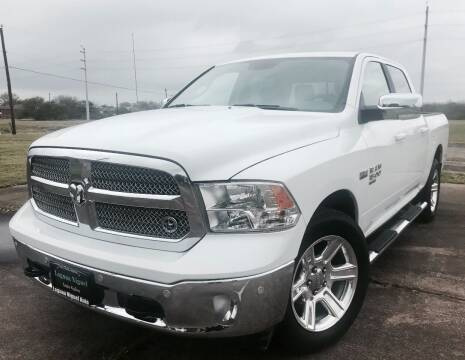 2019 RAM Ram Pickup 1500 Classic for sale at Laguna Niguel in Rosenberg TX