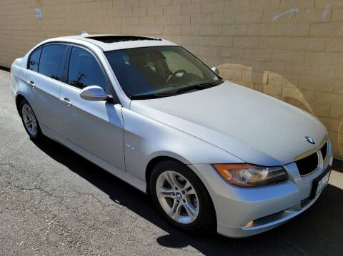 2008 BMW 3 Series for sale at Cars To Go in Sacramento CA