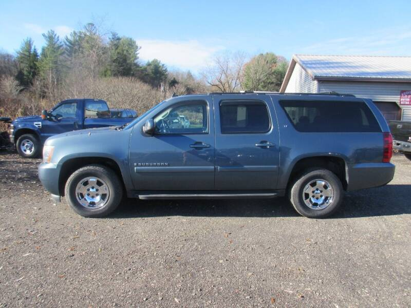 2009 Chevrolet Suburban for sale at Clearwater Motor Car in Jamestown NY