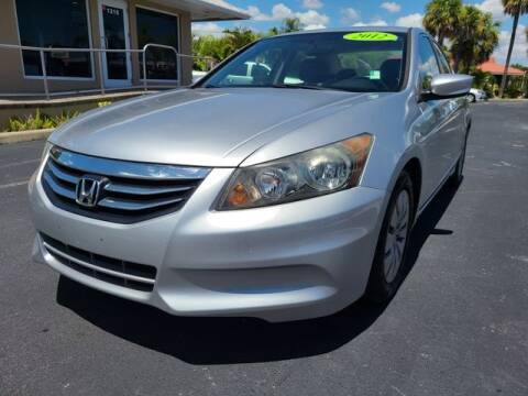 2012 Honda Accord for sale at BC Motors of Stuart in West Palm Beach FL