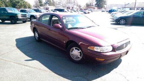 2000 Buick LeSabre for sale at All State Auto Sales, INC in Kentwood MI