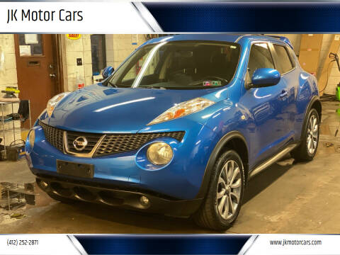 2011 Nissan JUKE for sale at JK Motor Cars in Pittsburgh PA