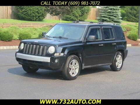 2007 Jeep Patriot for sale at Absolute Auto Solutions in Hamilton NJ