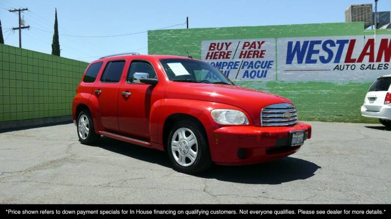2011 Chevrolet HHR for sale at Westland Auto Sales on 7th in Fresno CA