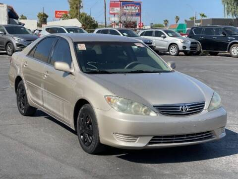 2005 Toyota Camry for sale at Brown & Brown Auto Center in Mesa AZ