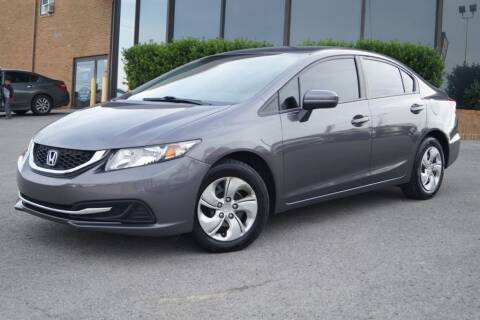 2014 Honda Civic for sale at Next Ride Motors in Nashville TN