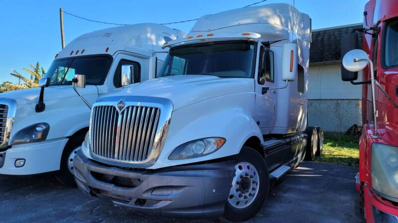 2010 International ProStar for sale at The Auto Market Sales & Services Inc. in Orlando FL