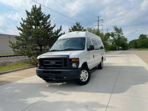 2013 Ford E-Series Cargo for sale at A & R Auto Sale in Sterling Heights MI