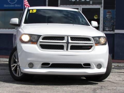2013 Dodge Durango for sale at VIP AUTO ENTERPRISE INC. in Orlando FL