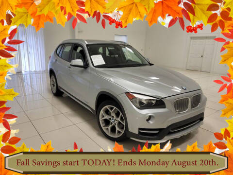 2015 BMW X1 for sale at Southern Star Automotive, Inc. in Duluth GA