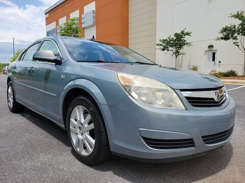 2008 Saturn Aura for sale at ELAN AUTOMOTIVE GROUP in Buford GA