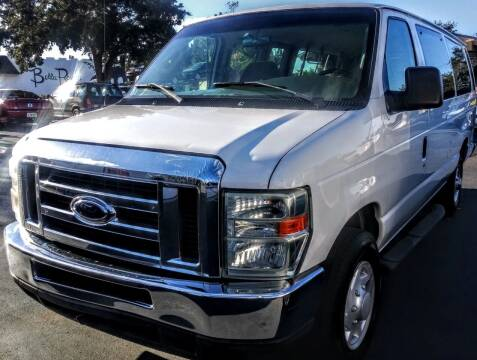 2008 Ford E-Series Wagon for sale at Celebrity Auto Sales in Fort Pierce FL