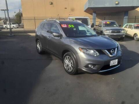 2015 Nissan Rogue for sale at Nor Cal Auto Center in Anderson CA