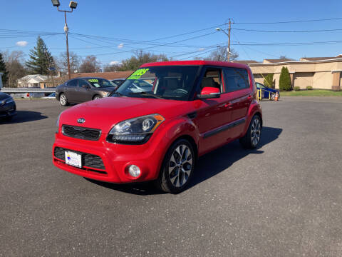 2013 Kia Soul for sale at Majestic Automotive Group in Cinnaminson NJ