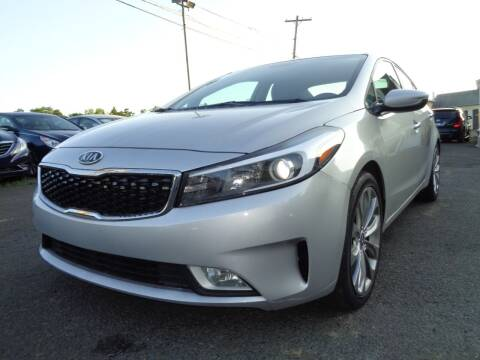 2017 Kia Forte for sale at All State Auto Sales in Morrisville PA