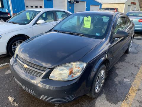 2009 Chevrolet Cobalt for sale at BURNWORTH AUTO INC in Windber PA