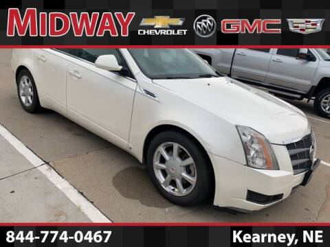 2009 Cadillac CTS for sale at Midway Auto Outlet in Kearney NE