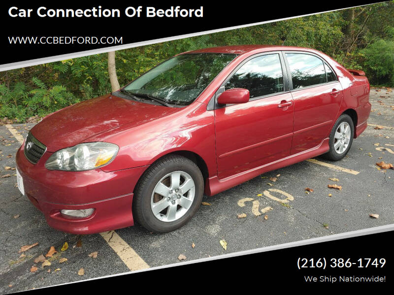 2005 Toyota Corolla for sale at Car Connection of Bedford in Bedford OH