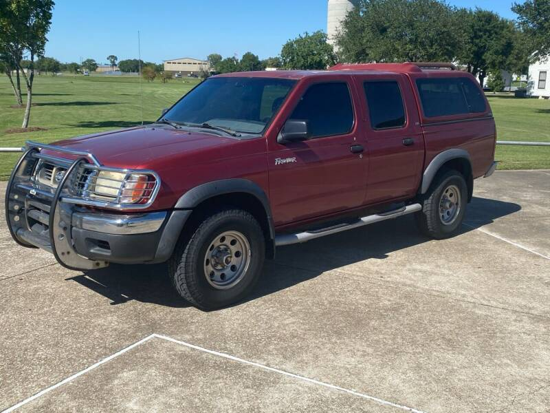 2000 Nissan Frontier for sale at M A Affordable Motors in Baytown TX